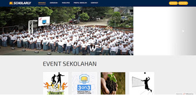 Download Source Code Website Sekolah Sederhana