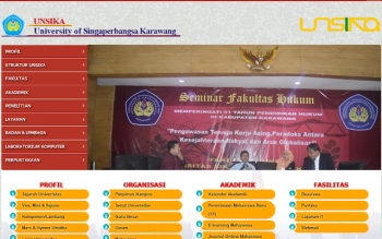 Download Source Code CMS Website Universitas Atau Perguruan Tinggi