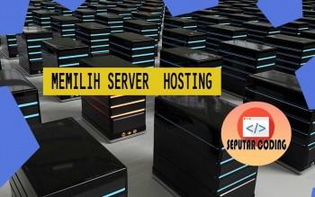 Apa Beda Hosting, Server, Dan Domain ?