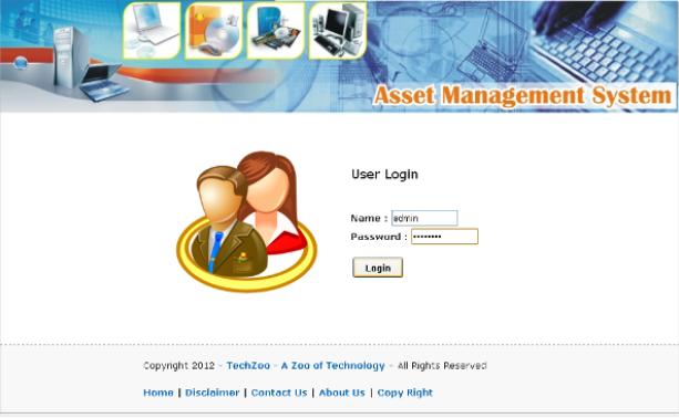 Sistem Informasi Manajemen Aset Menggunakan PHP