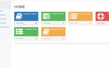 Aplikasi Pelayanan Publik Berbasis Web Gratis