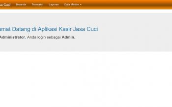 Aplikasi Cuci Mobil Dan Motor Dengan PHP MySQLi