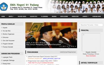 Program Web Sekolah Gratis Dengan Codeigniter Support PHP 7